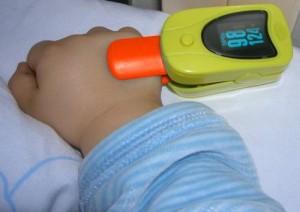 ossimetro pediatrico